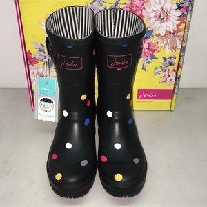 New joules rain boot 06